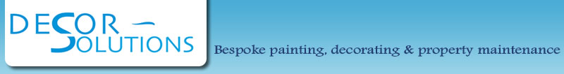 Painting and Decorating Decor Solutions Tunbridge Wells